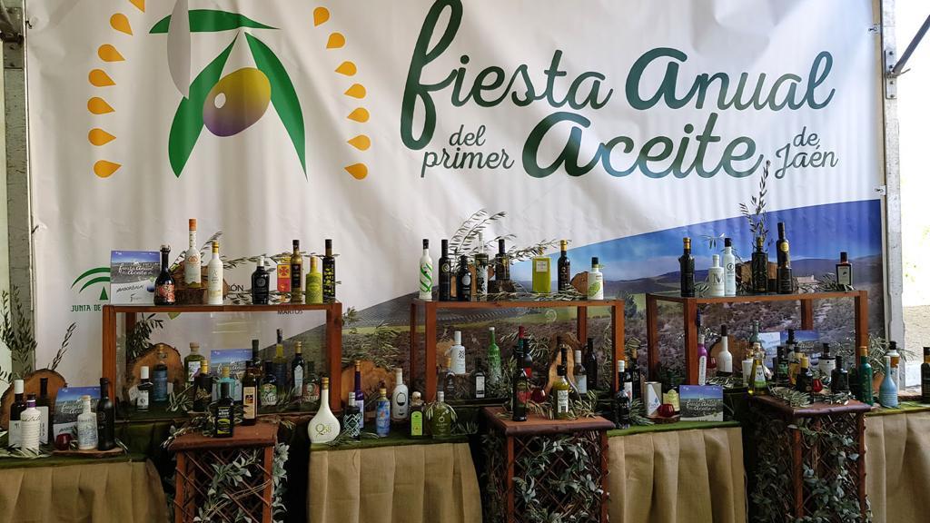 Fiesta Anual del Primer Aceite de Jaén 2019 12