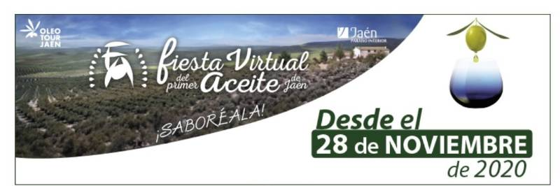 La Fiesta del Primer Aceite de Jaén 2020 2